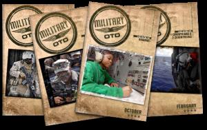 OTD Military Edition Devotionals