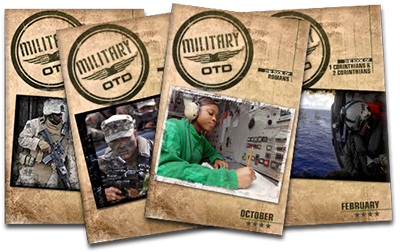 Military Edition Devotionals